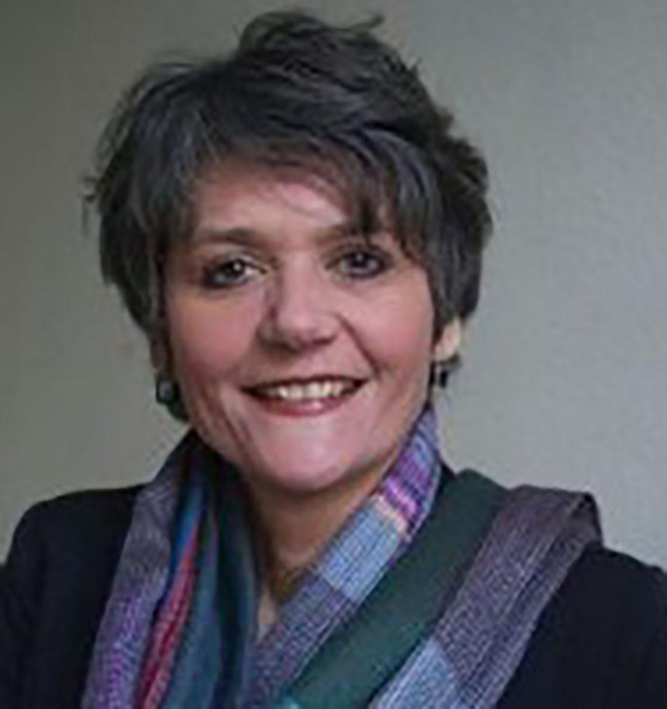 Daphne Schelkers een van de partners van Arjen Mol